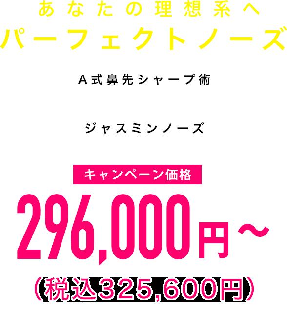 パーフェクトノーズ キャンペーン 696000円→348000円