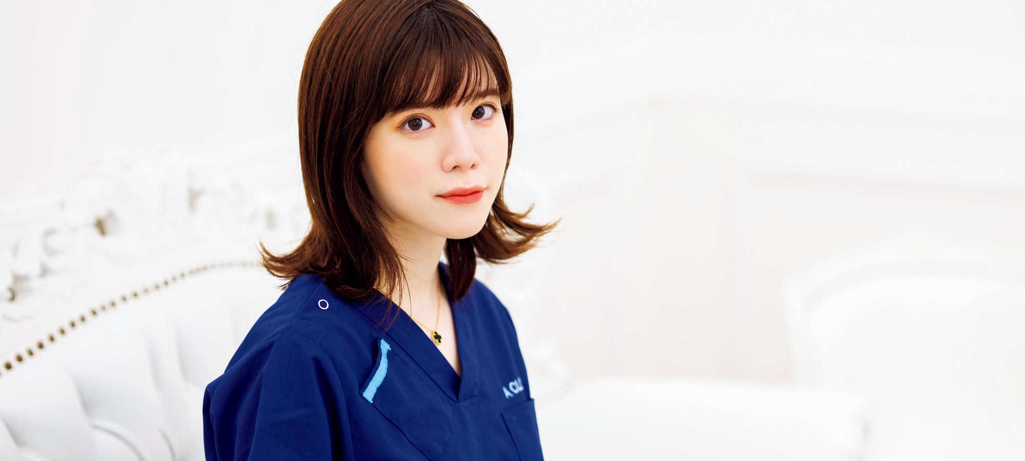 A CLINICでは女性医師が在住していますのでご安心してお受け頂けます