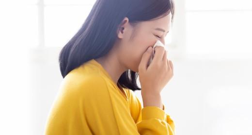 花粉症ボトックス